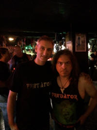 Predator Live Fan 4-24-2014